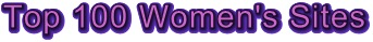 Top 100 Women's Sites